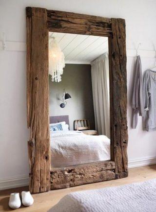 Why do mirrors flip horizontally only?