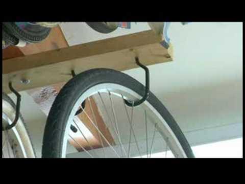 Bicycle Tips & Upkeep: How You Can Hang a Bike